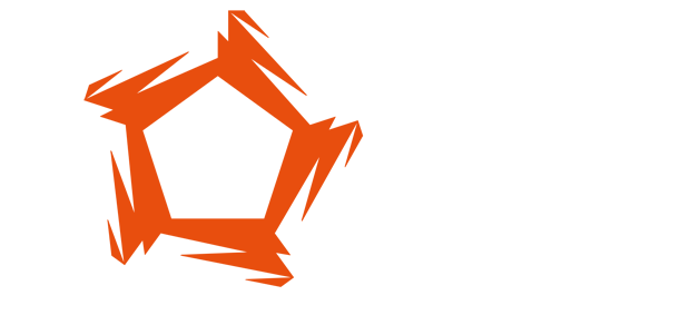 EHF EL20 Horizontal logo 2 colors neg CMYK
